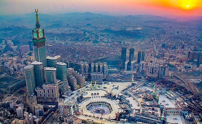 The-City-of-Makkah