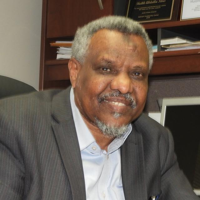 Dr. AbdaLlah Idris Ali