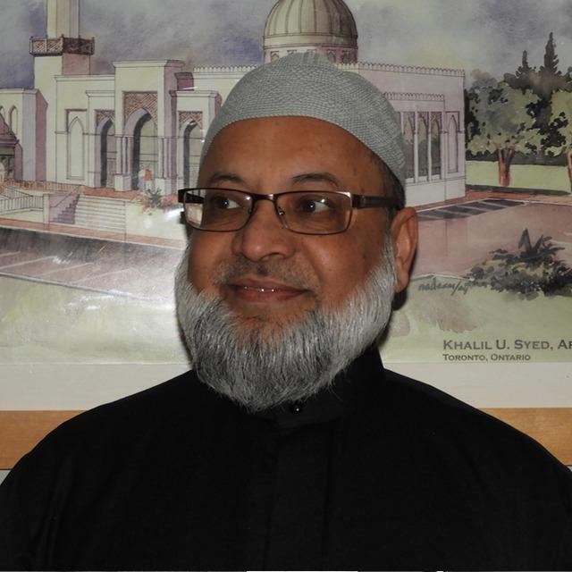 Imam Anver Malam